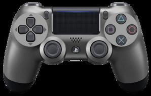 Sony PlayStation DualShock 4 V2 - Steel Black