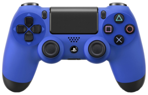 Sony PlayStation DualShock 4 - Wave Blue