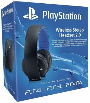 Sony PlayStation Wireless Stereo Headset 2.0 (PS4/PS3/Vita)