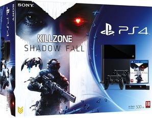 Sony PlayStation 4 with Killzone, Camera and 2nd Controller