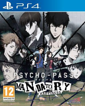 PSYCHO-PASS: Mandatory Happiness Limited Edition
