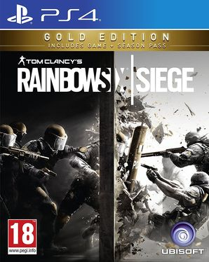 Tom Clancys Rainbow Six: Siege Gold Edition