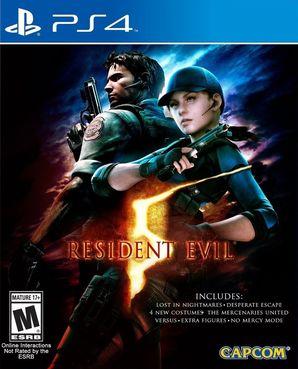 Resident Evil 5 HD (US Import)