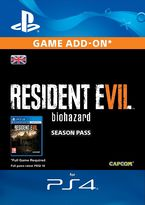 Resident Evil 7 Biohazard Season Pass (Digital Product)
