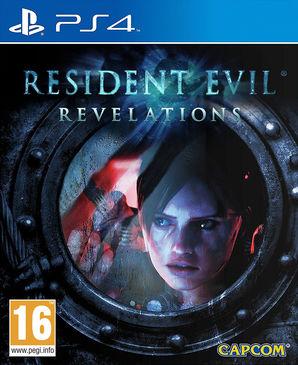 Resident Evil Revelations HD Remake