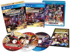 Samurai Warriors 4: Special Anime Edition