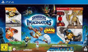 Skylanders Imaginators Crash Collectors Edition