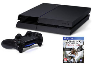 Sony PlayStation 4 - Assassins Creed Bundle