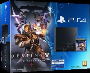 Sony PlayStation 4 - Destiny : The Taken King 500GB Bundle