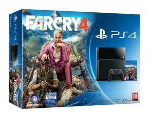 Sony PlayStation 4 - Far Cry 4 Bundle