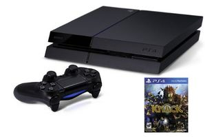 Sony PlayStation 4 - Knack Bundle