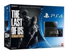 Sony PlayStation 4 - Last of Us Bundle
