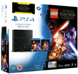 Sony PlayStation 4 Lego Star Wars Bundle - 1TB Edition