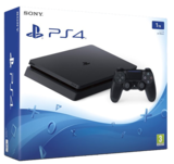 Sony Playstation 4 New Look Slim Console - 1TB