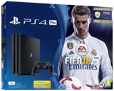 Sony Playstation 4 New Pro Console - 1TB - FIFA 18 Bundle