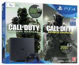 Sony Playstation 4 Slim Console - 1TB Call of Duty Bundle