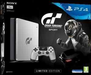 Sony Playstation 4 Slim Console 1TB GT Sport Limited Edition