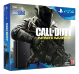 Sony Playstation 4 Slim Console - 500GB Call of Duty Bundle