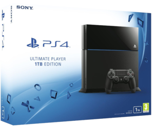Sony PlayStation 4 Ultimate Player 1TB Edition