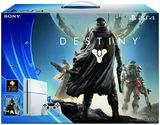 Sony PlayStation 4 - White Destiny Bundle