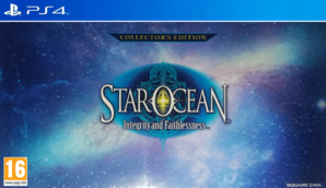 Star Ocean: Integrity and Faithlessness Collectors Edition