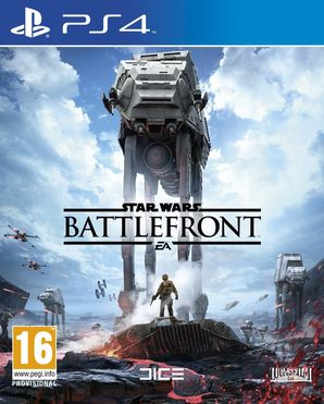 Star Wars: Battlefront Pre-Order Edition