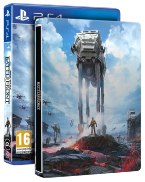 Star Wars: Battlefront Steelbook