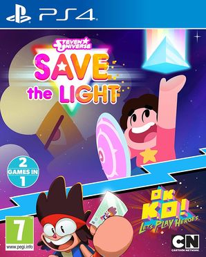Steven Universe Save The Light And OK K.O.! Lets Play Heroes
