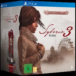 Syberia 3 Collectors Edition