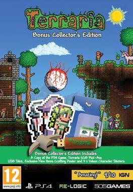 Terraria Bonus Collectors Edition