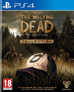 The Walking Dead The Telltale Series Collection
