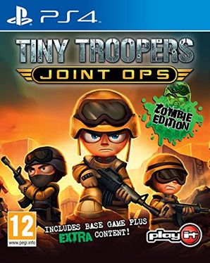 Tiny Troopers Joint Ops Zombie Edition