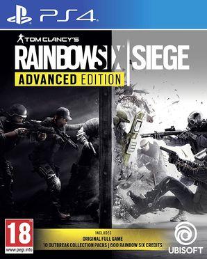 Tom Clancys Rainbow Six: Siege Advanced Edition