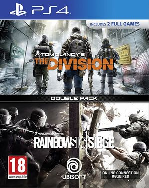 Tom Clancys Rainbow Six: Siege and Division Double Pack