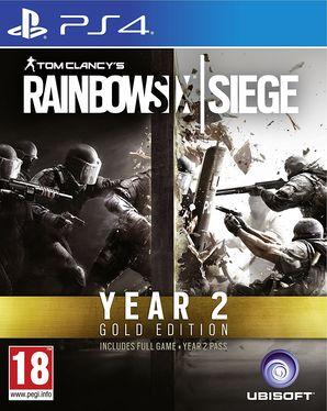 Tom Clancys Rainbow Six: Siege Gold Edition Year 2