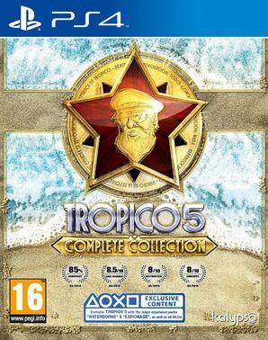 Tropico 5 Complete Collection