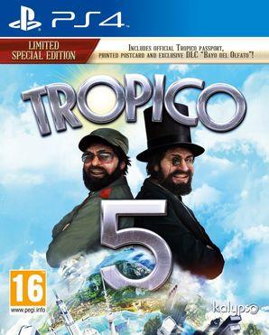 Tropico 5 Limited Special Edition
