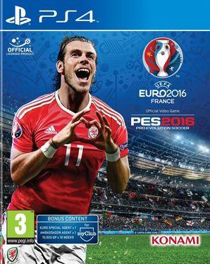UEFA Euro 2016 France PES 2016 Pro Evolution Soccer