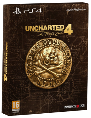 Uncharted 4: A Thiefs End Special Edition