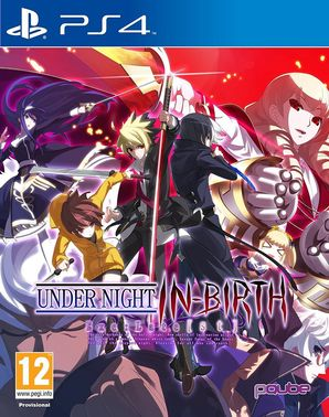 Under Night In-Birth Exe:Late st
