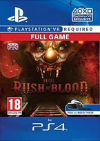 Until Dawn: Rush of Blood (VR) (Digital Product)