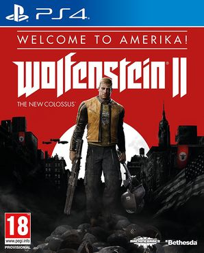 Wolfenstein II: The New Colossus Welcome to Amerika