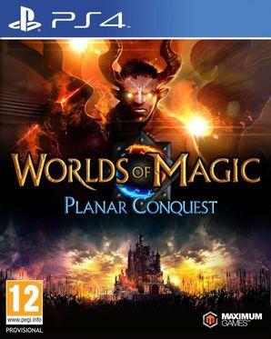 Worldsof Magic: Planar Conquest