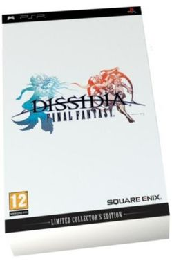 Dissidia Final Fantasy: Limited Collectors Edition