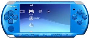 Sony PSP 3000 Console (Vibrant Blue)