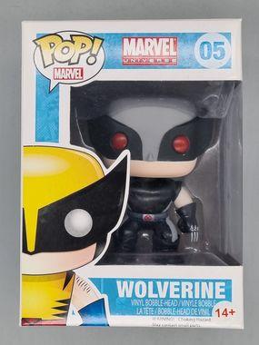 #05 Wolverine (X-Force) - Marvel