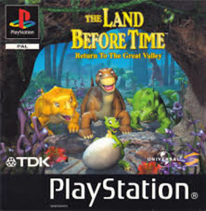 Land Before Time: Return to Great Valley – PlayStation PSone