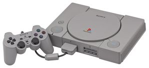 Sony Playstation Console (Original First Console PSX)