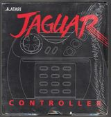 Atari Jaguar Official 3 Button Controller