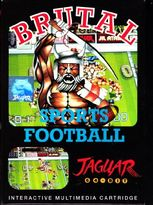 Brutal Football for Atari Jaguar
